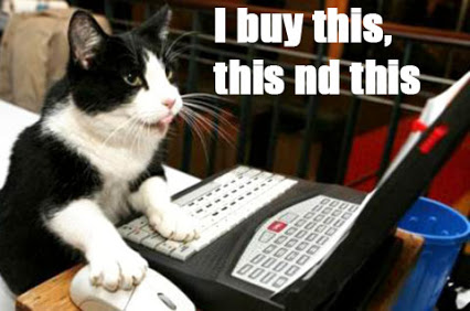 cat-online-shopping